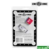 Cue Cube Corporation Махровка «Cue Cube» с мелом (блистер), интернет-магазин товаров для бильярда Play-billiard.ru. Фото 2
