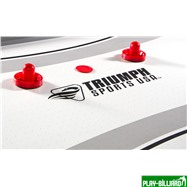 Аэрохоккей «Stark» 7 ф (черно-серый), интернет-магазин товаров для бильярда Play-billiard.ru. Фото 2