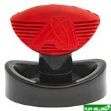 """Бита для аэрохоккея """"Atomic AH800"""" D95 мм, красно-черная, интернет-магазин товаров для бильярда Play-billiard.ru"""