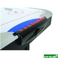Atomic Аэрохоккей «Atomic Power Play» 7 ф (214 х 117 х 79 см, черный), интернет-магазин товаров для бильярда Play-billiard.ru. Фото 4