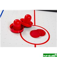 Weekend Настольный аэрохоккей «Mini Air» (101 х 50 х 20 см), интернет-магазин товаров для бильярда Play-billiard.ru. Фото 8