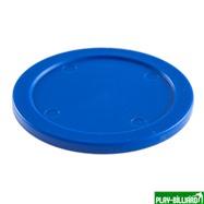 Шайба для аэрохоккея (синяя) D62 mm, интернет-магазин товаров для бильярда Play-billiard.ru. Фото 2