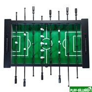 Weekend Настольный футбол (кикер) «Celtic» (140х81х89, серый), интернет-магазин товаров для бильярда Play-billiard.ru. Фото 4