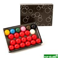 "Classic Комплект шаров 52.4 мм ""Standard"", интернет-магазин товаров для бильярда Play-billiard.ru. Фото 1"