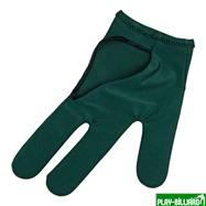 Longoni Перчатка бильярдная «RenzLine Bicolor» (зеленая), интернет-магазин товаров для бильярда Play-billiard.ru. Фото 4