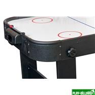 Weekend Аэрохоккей «Jersey» 4 ф (122 х 60 х 76,5 см, черный, складной), интернет-магазин товаров для бильярда Play-billiard.ru. Фото 5
