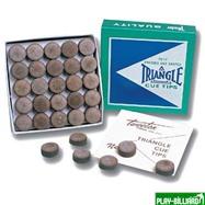 """Наклейка для кия """"Triangle"""" 13 мм, интернет-магазин товаров для бильярда Play-billiard.ru"""