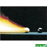 """Постер """"Hot Shot"""", интернет-магазин товаров для бильярда Play-billiard.ru"""
