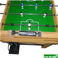 Настольный футбол DFC SEVILLA new, интернет-магазин товаров для бильярда Play-billiard.ru. Фото 2
