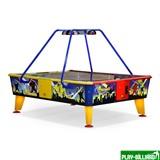 Wik Аэрохоккей «4 Monsters» (238 х 183 х 82 см, цветной, купюроприемник), интернет-магазин товаров для бильярда Play-billiard.ru