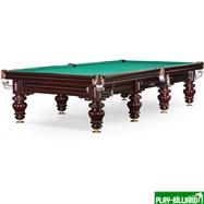 Weekend Бильярдный стол для снукера «Turin» 12 ф (вишня), интернет-магазин товаров для бильярда Play-billiard.ru