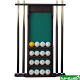Weekend Киевница настенная универсальная из ясеня (коричневая, 86 х 63 х 9 см), интернет-магазин товаров для бильярда Play-billiard.ru