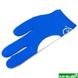 Sir Joseph Перчатка бильярдная «Sir Joseph» (синяя) L, интернет-магазин товаров для бильярда Play-billiard.ru