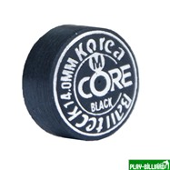 Ball Teck Наклейка для кия «Ball Teck Black Core Coffee» (M) 14 мм, интернет-магазин товаров для бильярда Play-billiard.ru. Фото 1