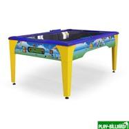Wik Аэрохоккей «Home» 6 ф (200 х 106 х 73 см, цветной), интернет-магазин товаров для бильярда Play-billiard.ru