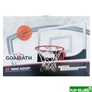 Silverback Баскетбольное кольцо «Мини», размер щита 45,72 х 30,48 см, интернет-магазин товаров для бильярда Play-billiard.ru. Фото 7