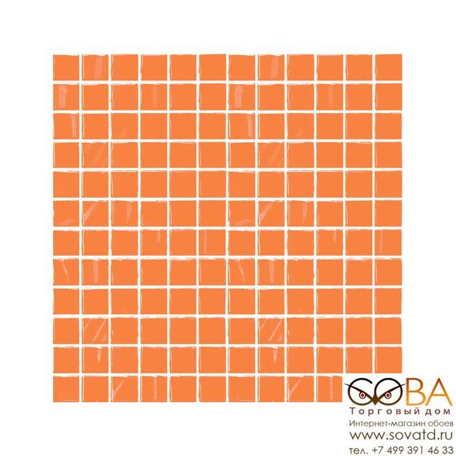 Мозаика Темари оранж   20012 29,8х29,8 купить по лучшей цене в интернет магазине стильных обоев Сова ТД. Доставка по Москве, МО и всей России