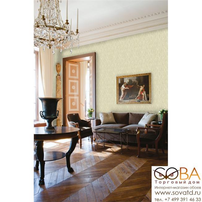 Обои Seabrook DA50208 Classic Elegance купить по лучшей цене в интернет магазине стильных обоев Сова ТД. Доставка по Москве, МО и всей России