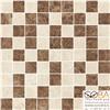 Мозаика Libra  коричневый+бежевый 30х30, интернет-магазин Sportcoast.ru