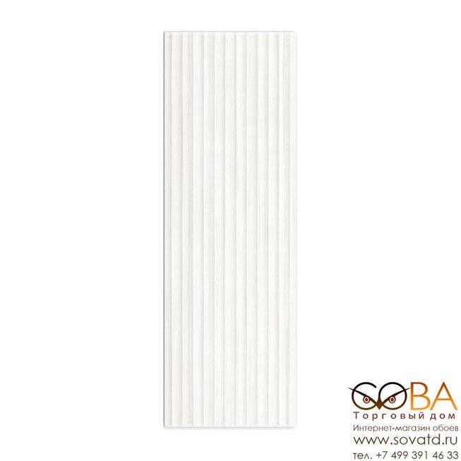 Плитка Meissen  Elegant Stripes White Structure 25х75 купить по лучшей цене в интернет магазине стильных обоев Сова ТД. Доставка по Москве, МО и всей России