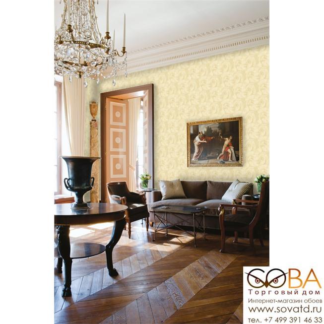Обои York NM2932 Normandy Manor купить по лучшей цене в интернет магазине стильных обоев Сова ТД. Доставка по Москве, МО и всей России