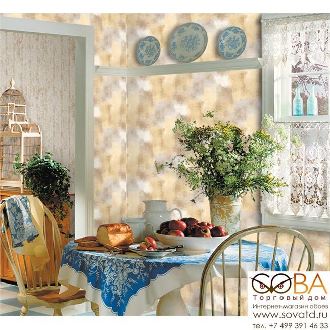 Обои Seabrook LW40307 Living With Art купить по лучшей цене в интернет магазине стильных обоев Сова ТД. Доставка по Москве, МО и всей России