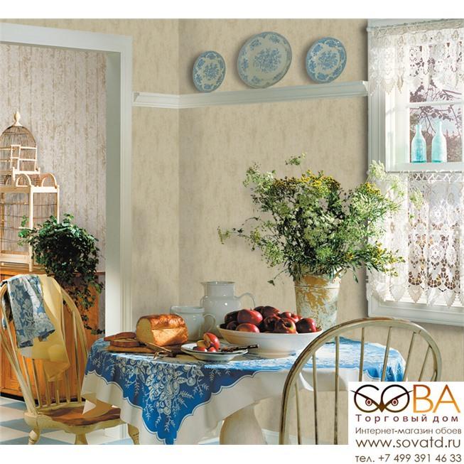 Обои Seabrook AN41708 Antoinette купить по лучшей цене в интернет магазине стильных обоев Сова ТД. Доставка по Москве, МО и всей России