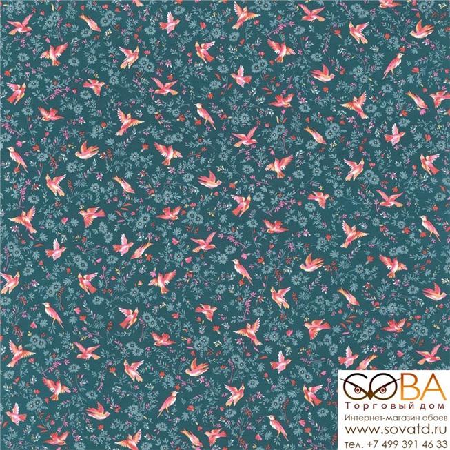 Обои Rasch Textil 288697 купить по лучшей цене в интернет магазине стильных обоев Сова ТД. Доставка по Москве, МО и всей России