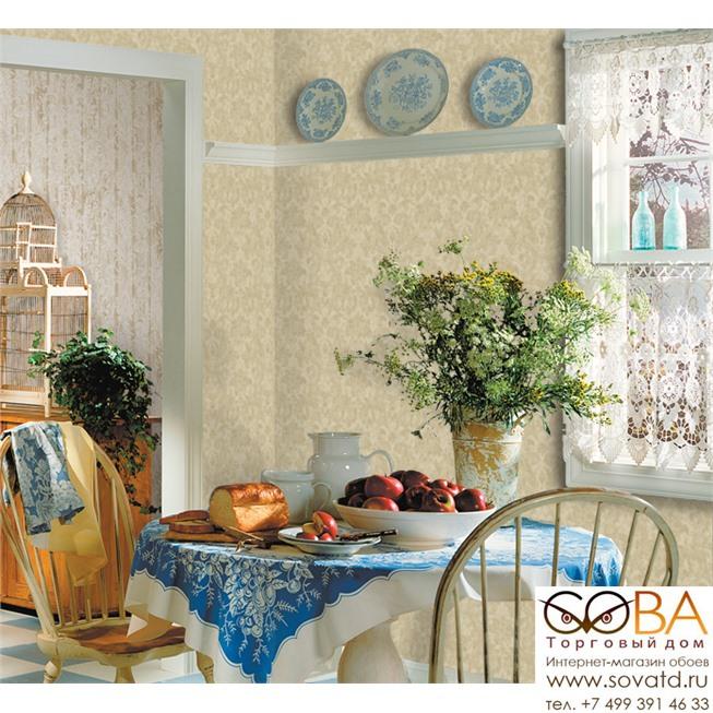 Обои Seabrook VM50403 Villa Medici купить по лучшей цене в интернет магазине стильных обоев Сова ТД. Доставка по Москве, МО и всей России