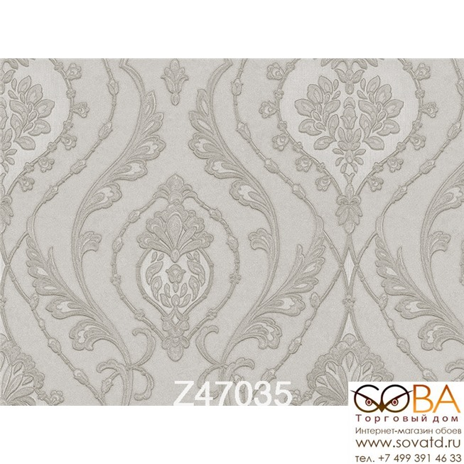 Обои Zambaiti Villa Dorata 47035 купить по лучшей цене в интернет магазине стильных обоев Сова ТД. Доставка по Москве, МО и всей России
