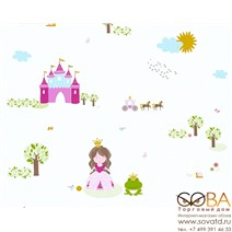 Обои A.S. Creation 35852-2 Little Stars купить по лучшей цене в интернет магазине стильных обоев Сова ТД. Доставка по Москве, МО и всей России