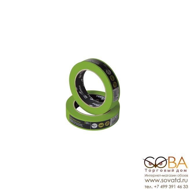 Зеленая защитная Лента Greenmask, 45м x 24мм, 08239 купить по лучшей цене в интернет магазине стильных обоев Сова ТД. Доставка по Москве, МО и всей России