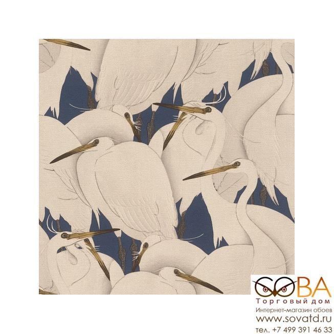 Обои RASCH Kimono 409550 купить по лучшей цене в интернет магазине стильных обоев Сова ТД. Доставка по Москве, МО и всей России