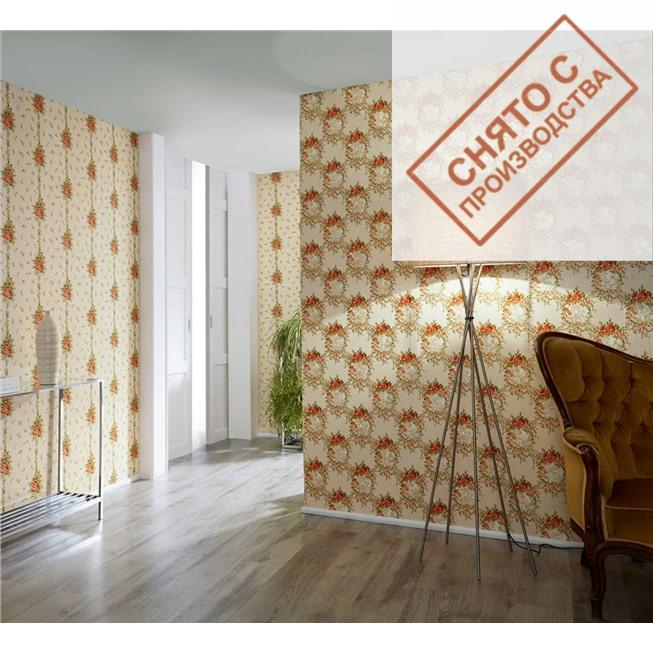 Обои A.S. Creation Chateau 5 34499-1 купить по лучшей цене в интернет магазине стильных обоев Сова ТД. Доставка по Москве, МО и всей России