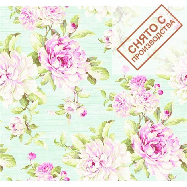 Обои Seabrook RG61122 Garden Rose купить по лучшей цене в интернет магазине стильных обоев Сова ТД. Доставка по Москве, МО и всей России