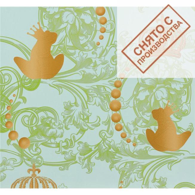 Обои Marburg 54114 Gloockler Children's Paradise купить по лучшей цене в интернет магазине стильных обоев Сова ТД. Доставка по Москве, МО и всей России