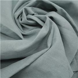 Конопляная ткань эвкалиптового цвета №95