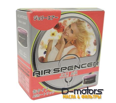 Ароматизатор меловой Eikosha, Air Spencer - Joli Air - Воздушная сладость A-100