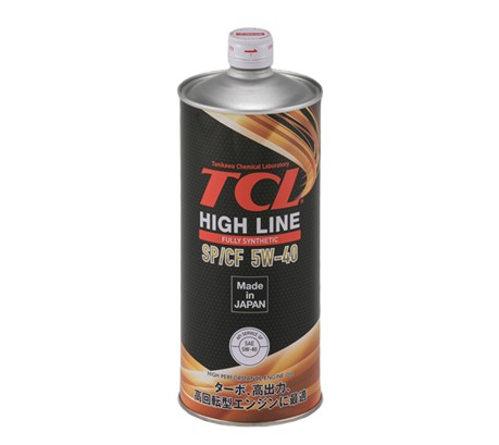 TCL High Line 5W-40 SP/CF (1 л.)