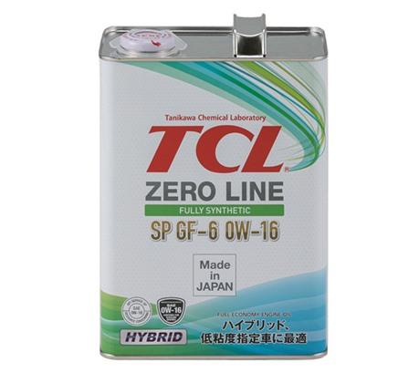 TCL Zero Line 0W-16 SP/GF-6 (4 л.)