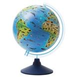 Глобус детский зоогеографический Globen Классик Евро d250 мм Ке012500269