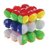 Головоломка 1TOY Кубик 3D 6 см Т57366