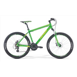 Велосипед Merida Matts 6.10MD Green/Lite Green (2017) , интернет-магазин Sportcoast.ru