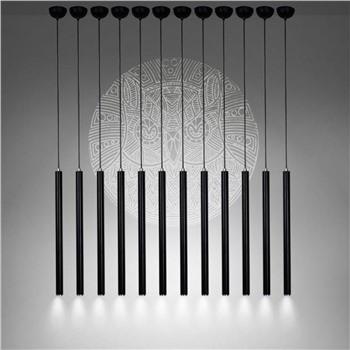 Светодиодный светильник Ньютона