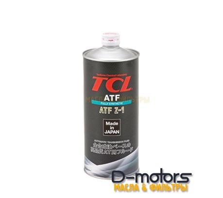 Трансмиссионное масло для автоматических коробок передач TCL ATF Z-1 (1л)