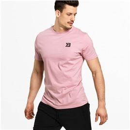 Мужская футболка Better Bodies Essential Tee, светло-розовая