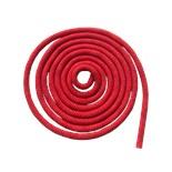 Скакалка для художественной гимнастики RGJ-102, 3 м, красный