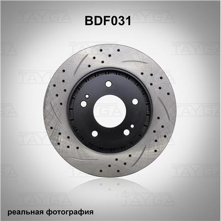 BDF031 - ПЕРЕДНИЕ