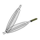 Решетка-гриль Boyscout для рыбы, с антипригарным покрытием 61309