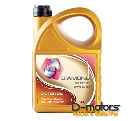 NGN DIAMOND 5W-30 (4л.)